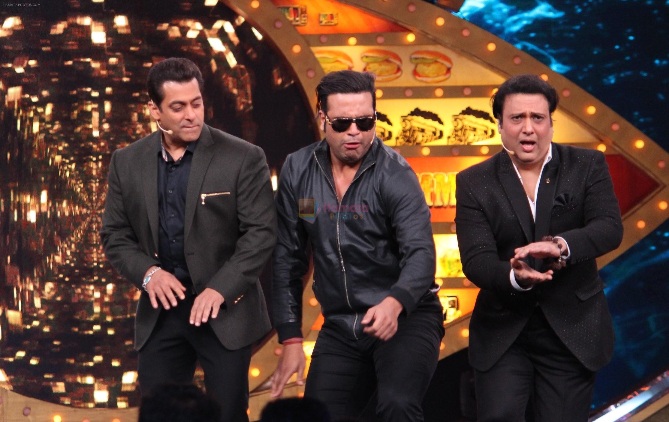 Krushna Abhishek, Govinda and Salman on Bigg Boss Weekend Ka Vaar1