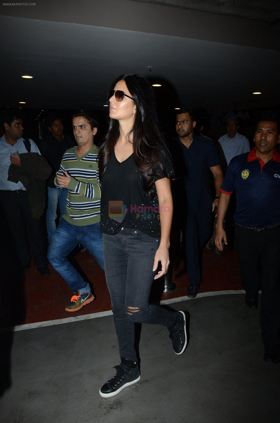 Katrina Kaif snapped on 13th Jan 2017