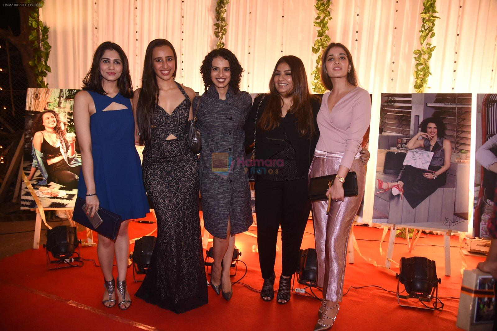 at Roopa and Mitali Vohra's Lohri and caledar launch on 13th Jan 2017