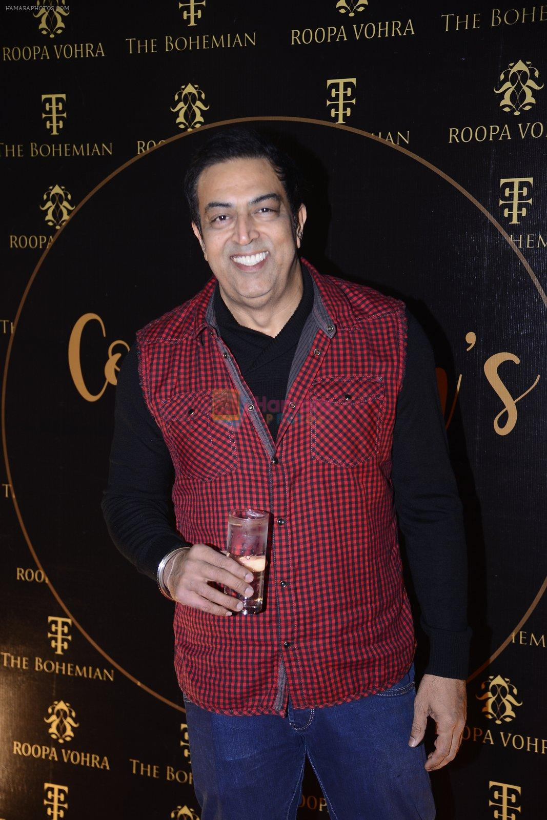 Vindu Dara Singh at Roopa and Mitali Vohra's Lohri and caledar launch on 13th Jan 2017