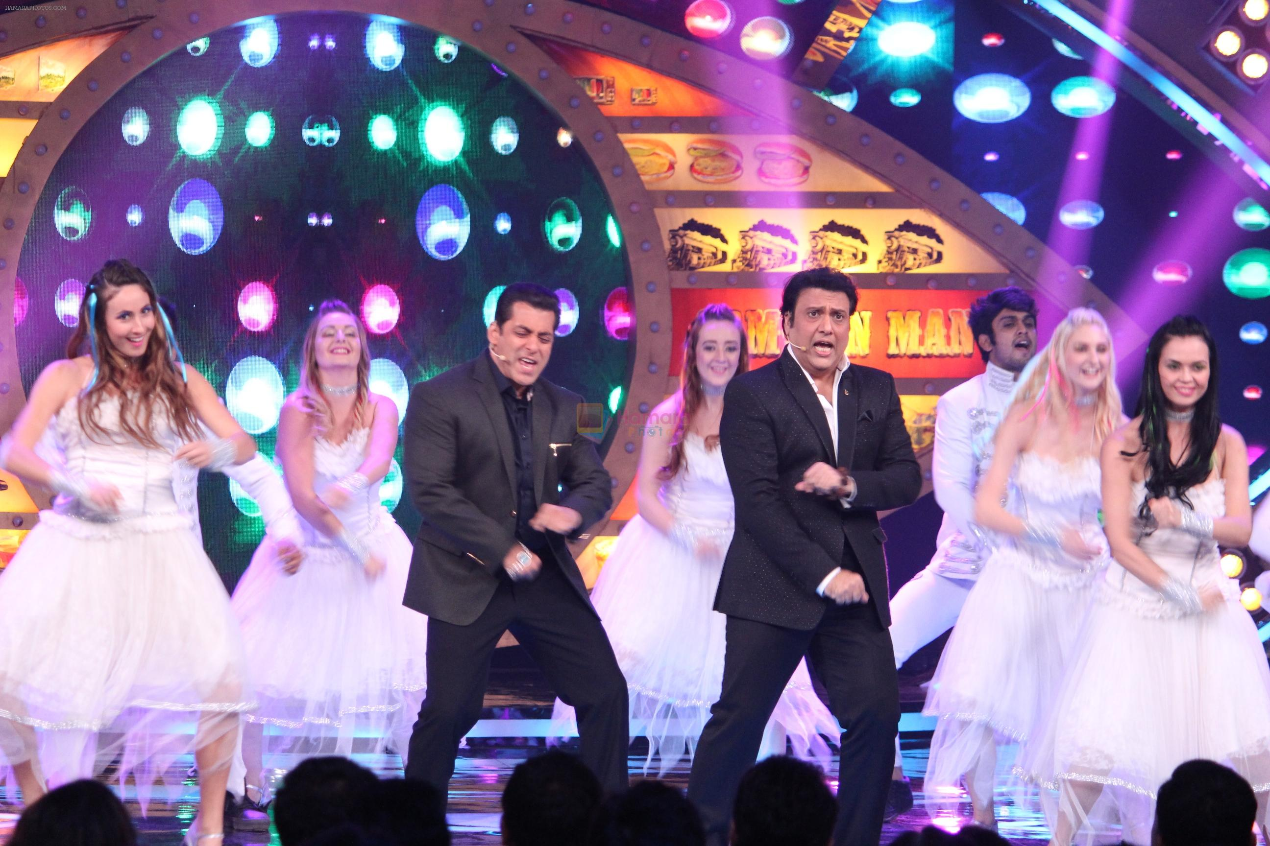 Salman and Govinda dance to Soni De Nakhare on Bigg Boss Weekend Ka Vaar