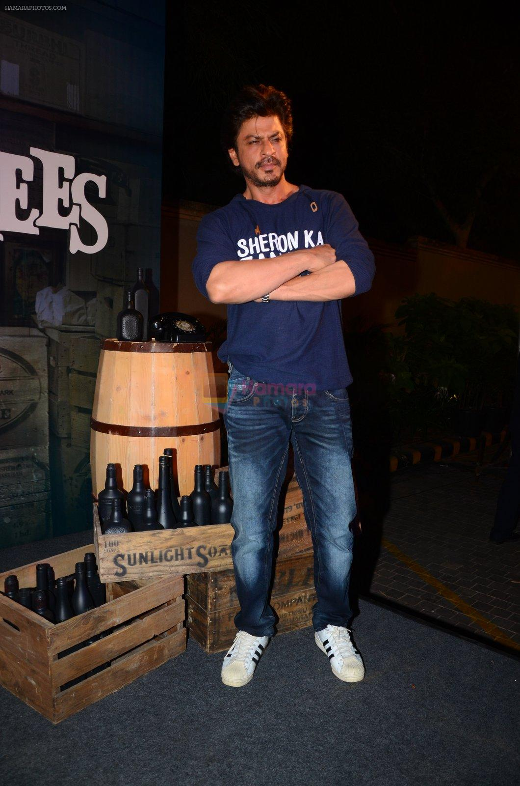 Shah Rukh Khan at Raees success bash in Mumbai on 30th Jan 2017