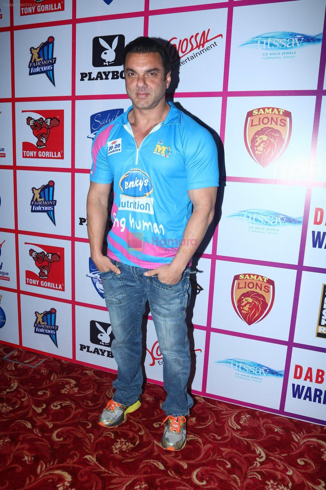 Sohail Khan at Tony Premiere league launch on 30th Jan 2017