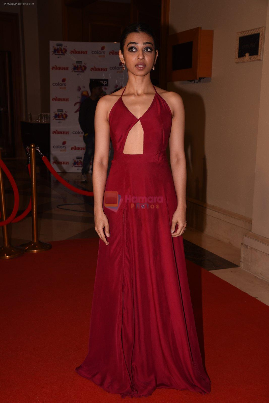 Radhika Apte at Lokmat Maharashtra's Most Stylish 2017 on 31st Jan 2017,1