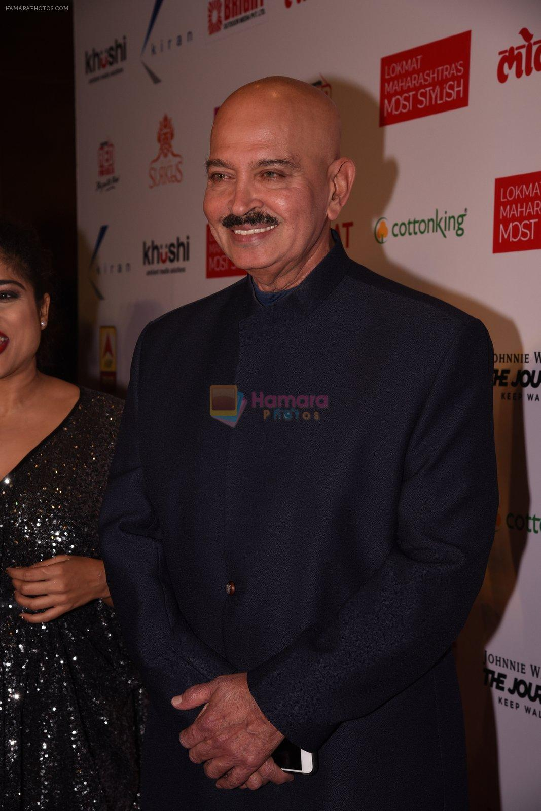 Rakesh Roshan at Lokmat Maharashtra's Most Stylish 2017 on 31st Jan 2017,1