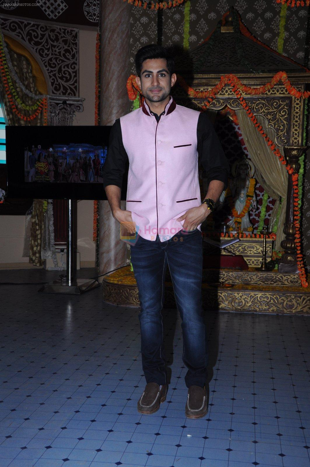 at Ek Vivah Aisa Bhi tv show launch on 31st Jan 2017