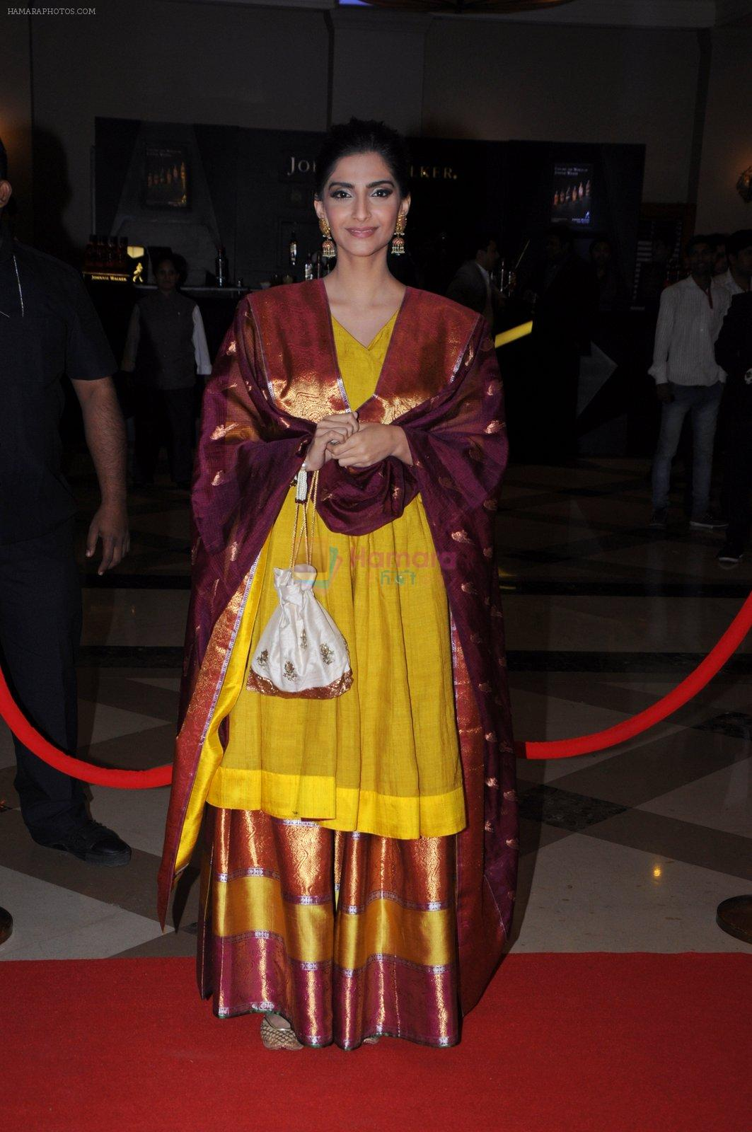 Sonam Kapoor at Lokmat Maharashtra's Most Stylish 2017 on 31st Jan 2017,1
