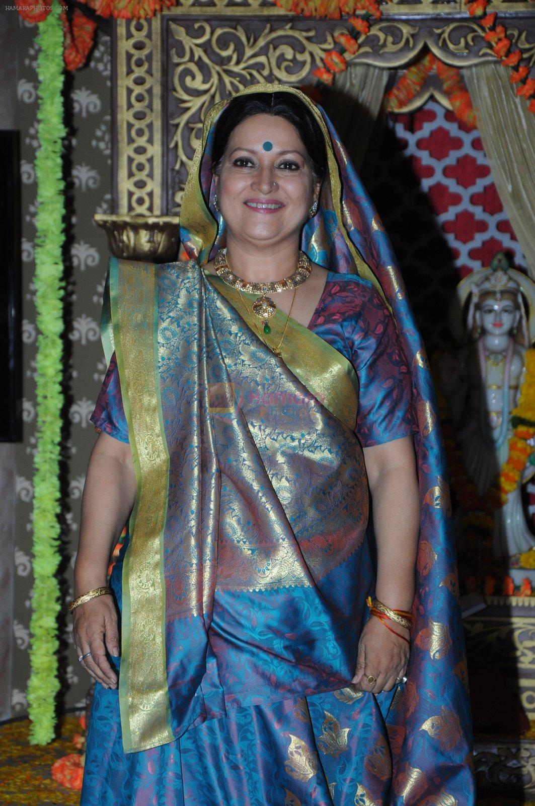 Himani Shivpuri at Ek Vivah Aisa Bhi tv show launch on 31st Jan 2017