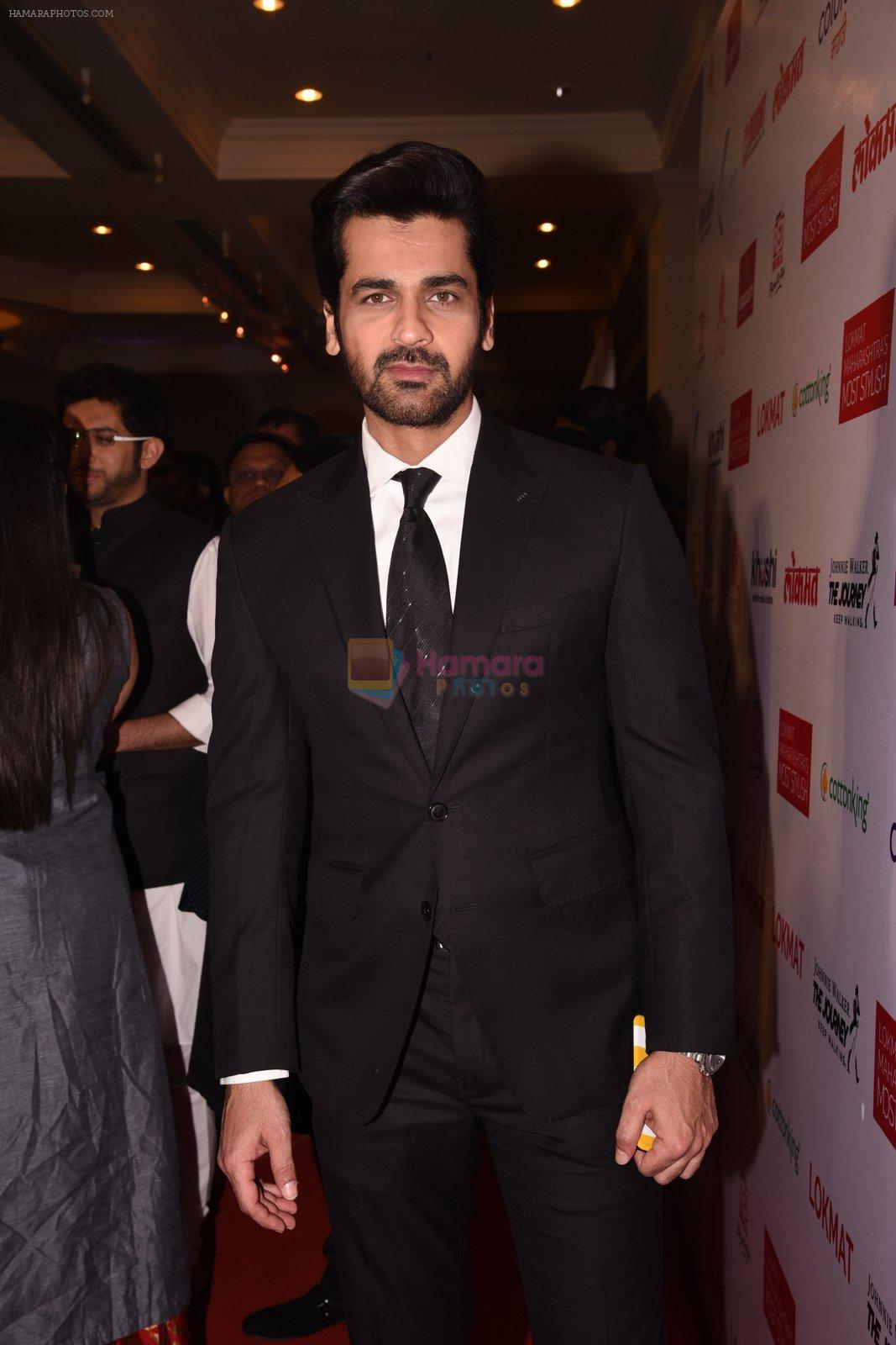 Arjan Bajwa at Lokmat Maharashtra's Most Stylish 2017 on 31st Jan 2017