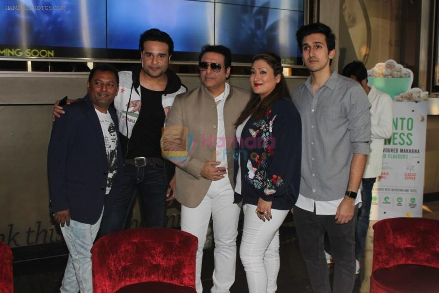 Govinda at Aa Gaya Hero trailer launch