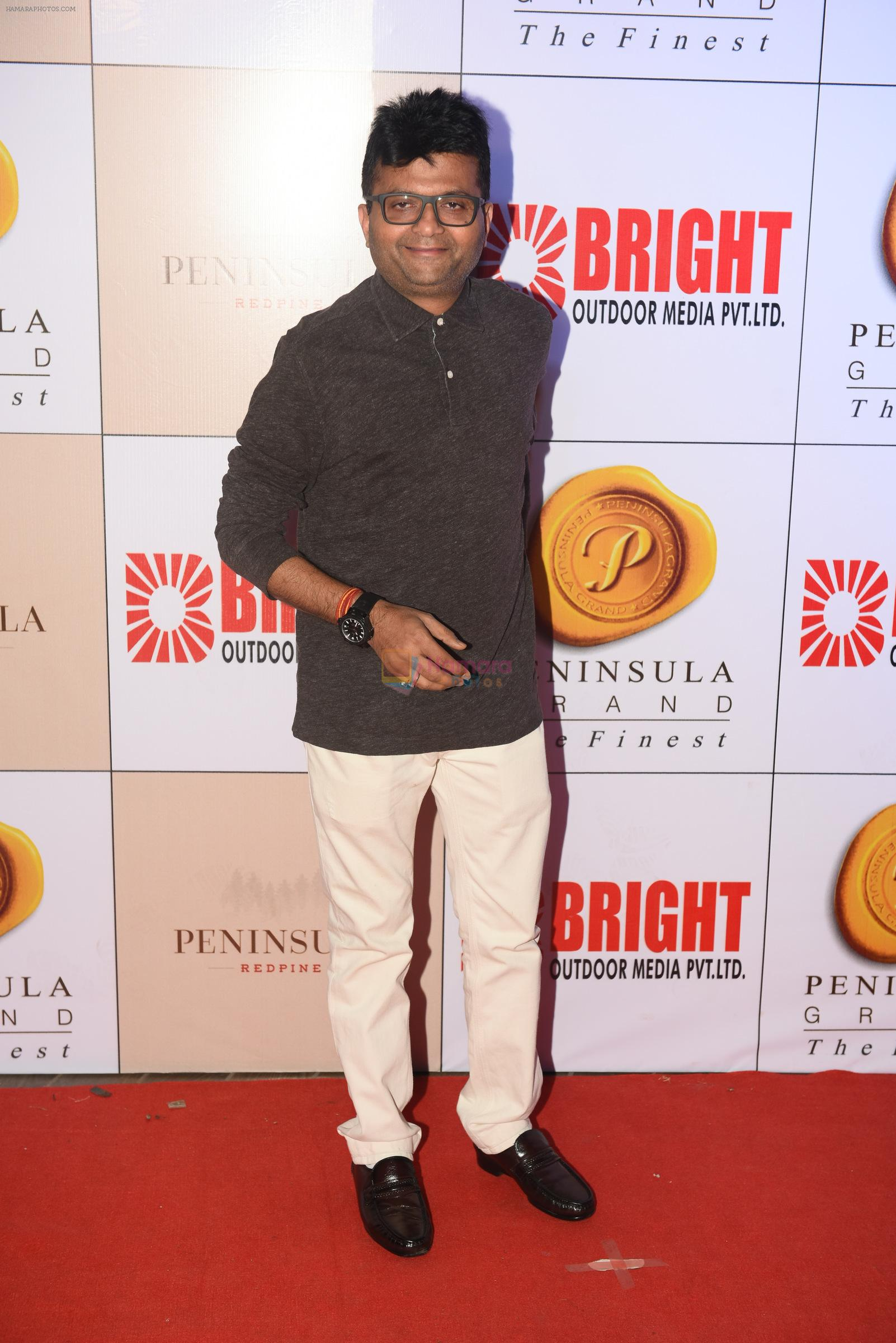 Dr. Aneel Murarka at 3rd Bright Awards 2017 in Mumbai on 6th Feb 2017