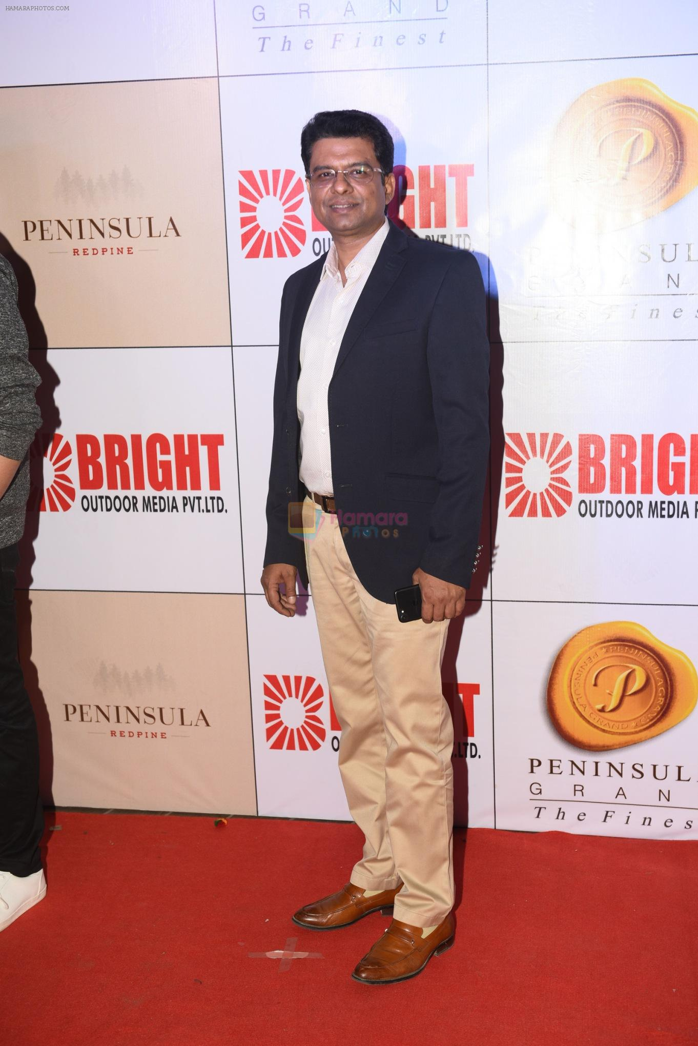 Basannt Rasiwasia at 3rd Bright Awards 2017 in Mumbai on 6th Feb 2017