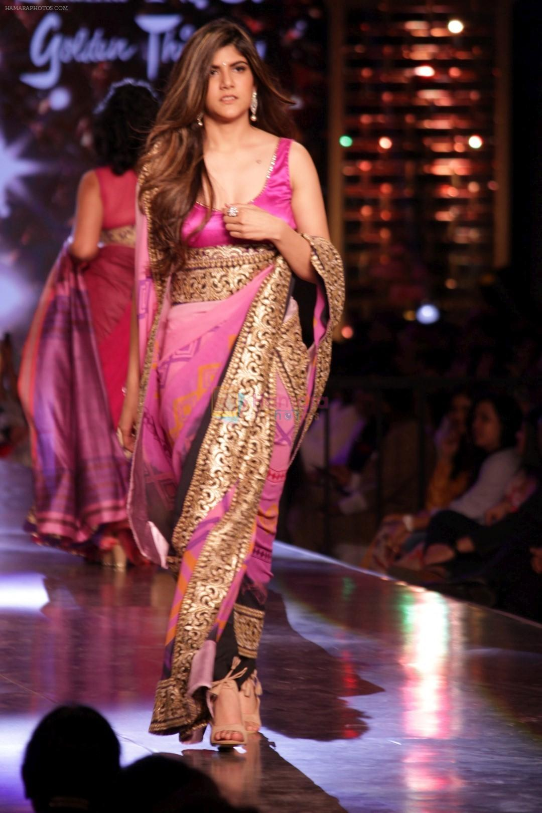 walk the Ramp For Cancer Patients at Fevicol Caring with Style on 26th Feb 2017