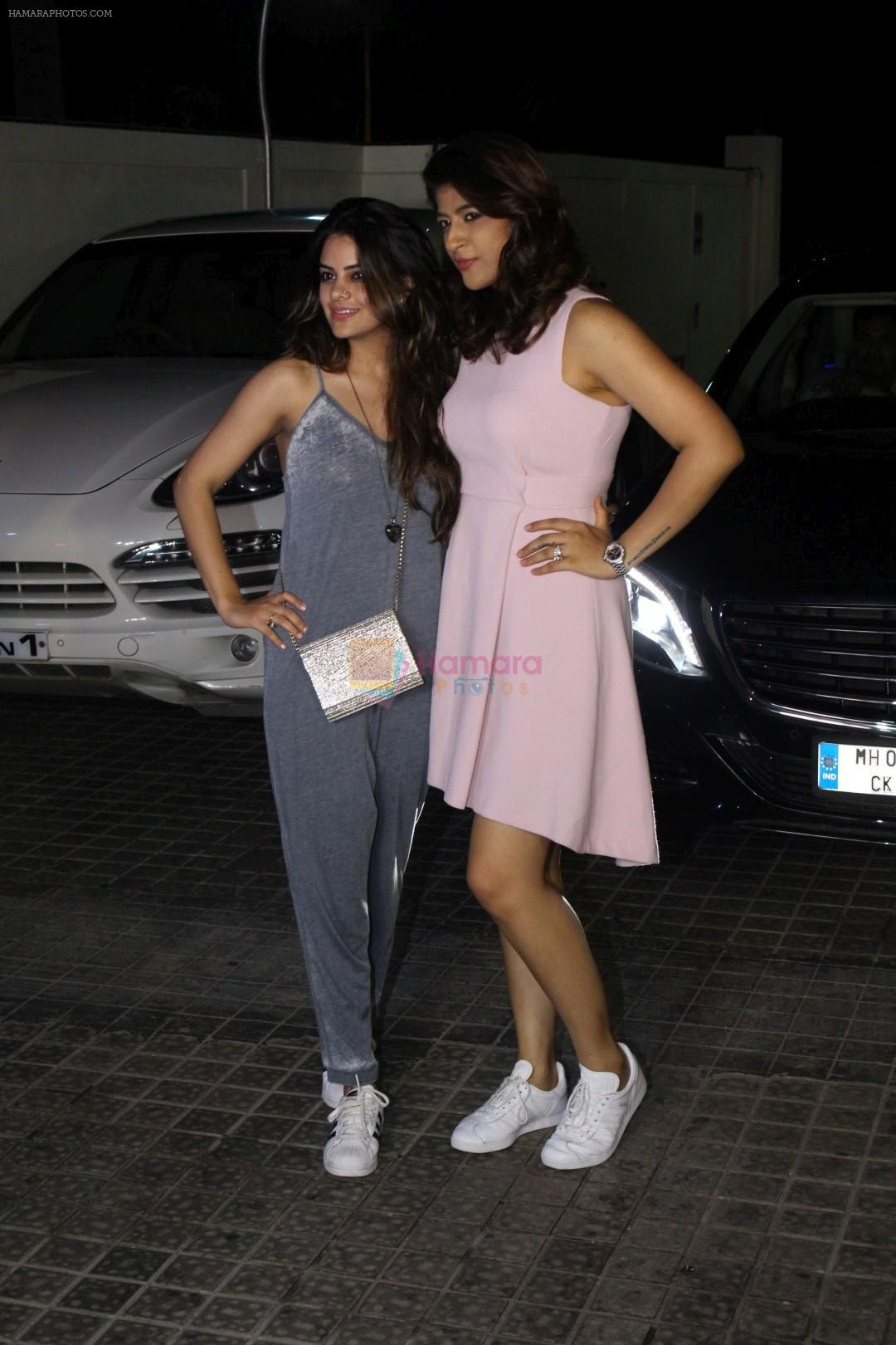 at the Special Screening Of Film Naam Shabana on 29th March 2017