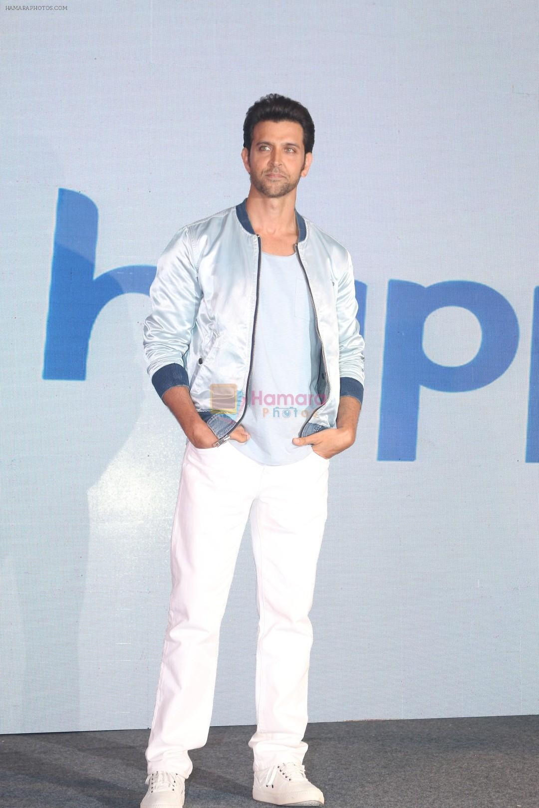 Hrithik Roshan At Press Conference Of Happn A Datting App