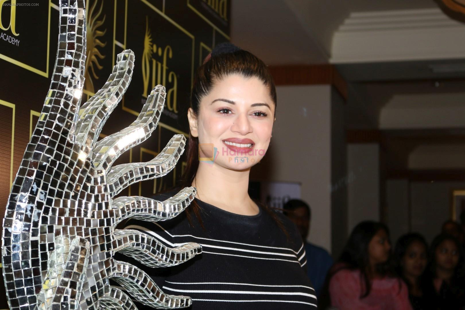 Kainaat Arora At IIFA Voting Weekend on 15th April 2017