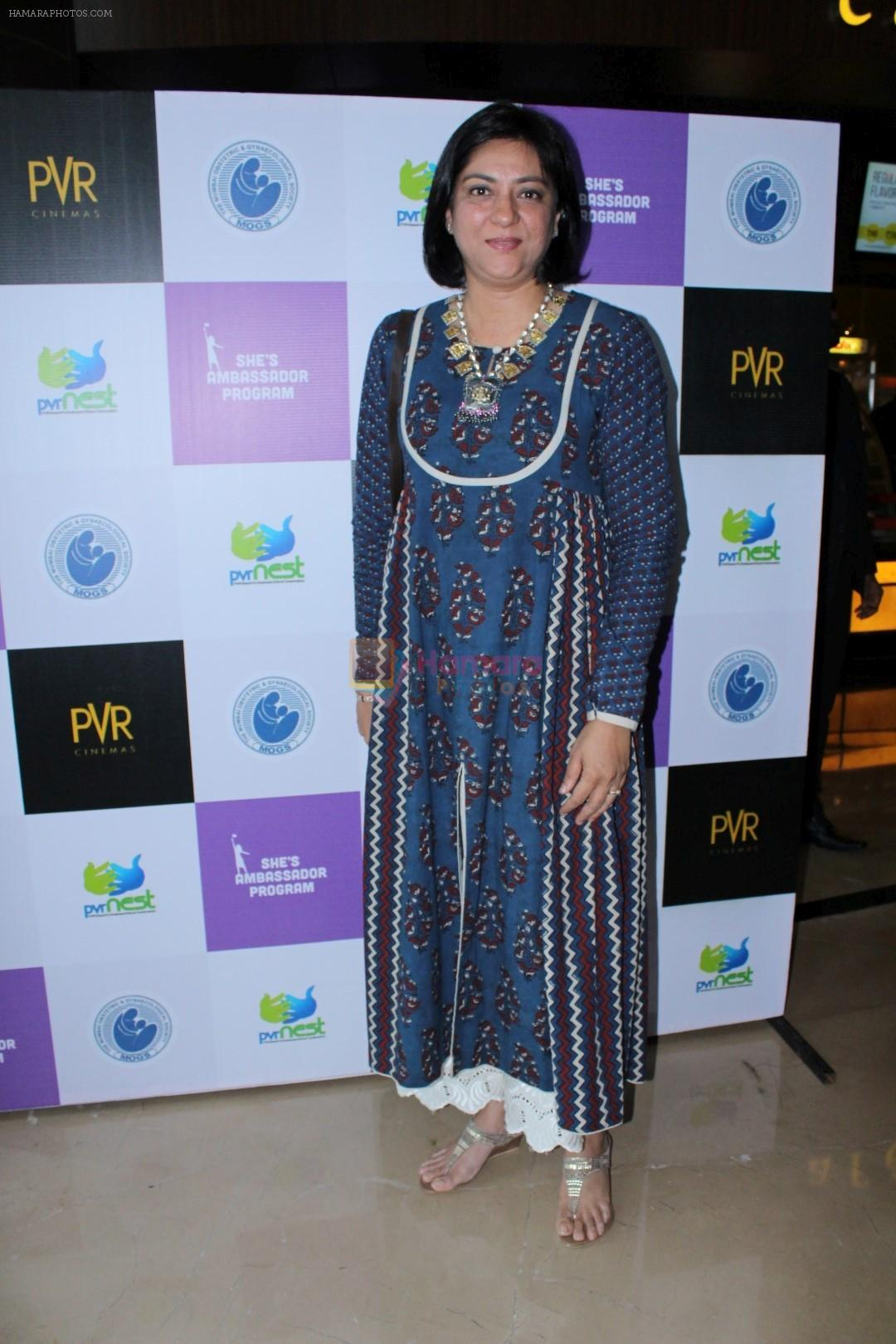 Priya Dutt at the Launch Of New Initiative She's Ambassador Program