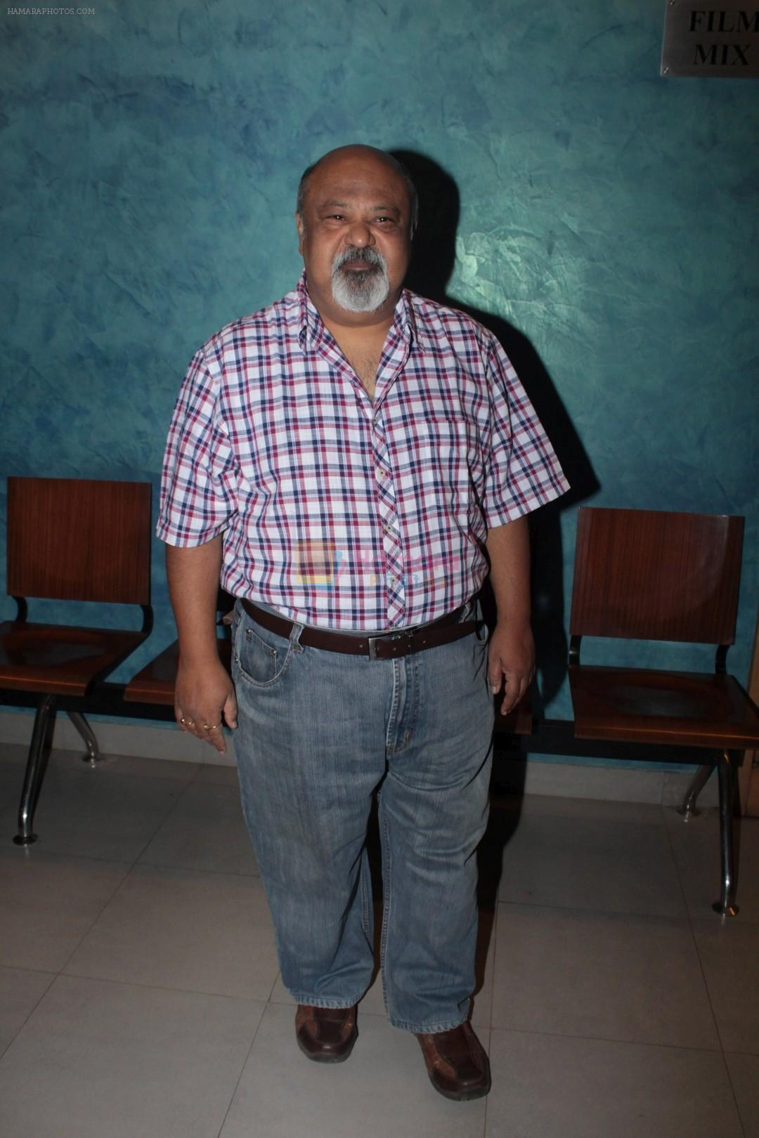 Saurabh Shukla at the Special Screening Of Film Sonata on 18th April 2017
