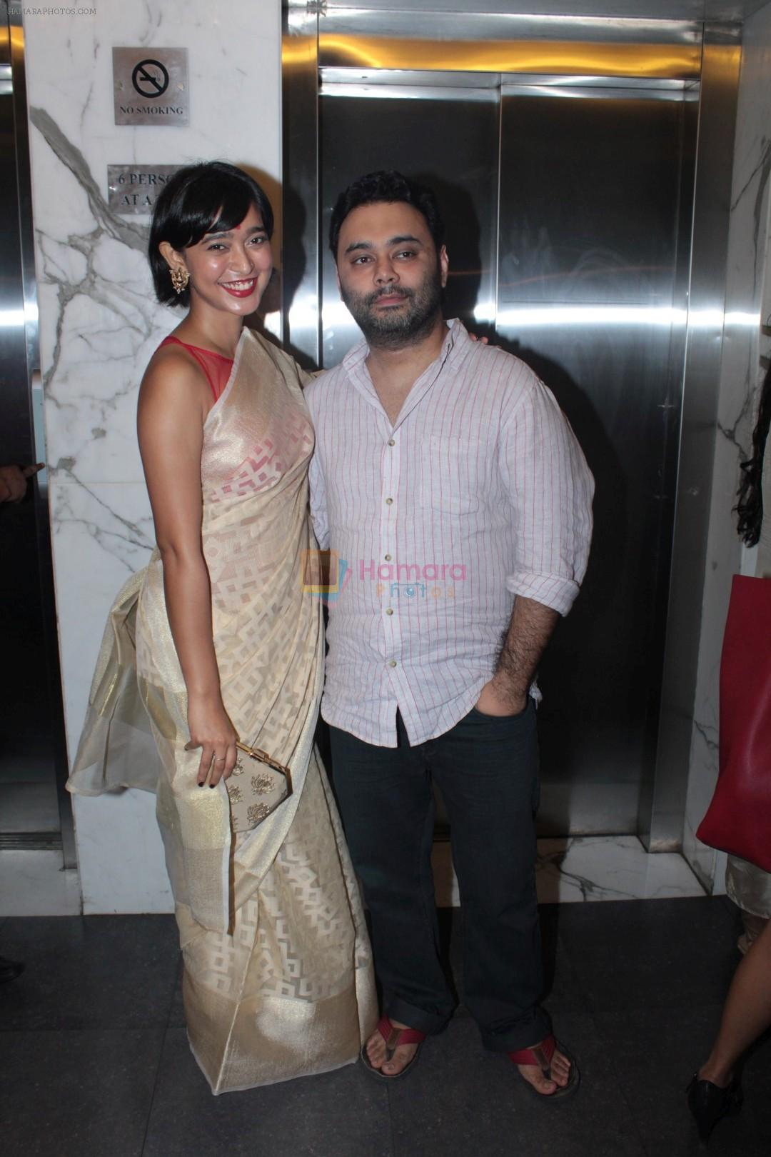 Sayani Gupta at the Special Screening Of Film Sonata on 18th April 2017