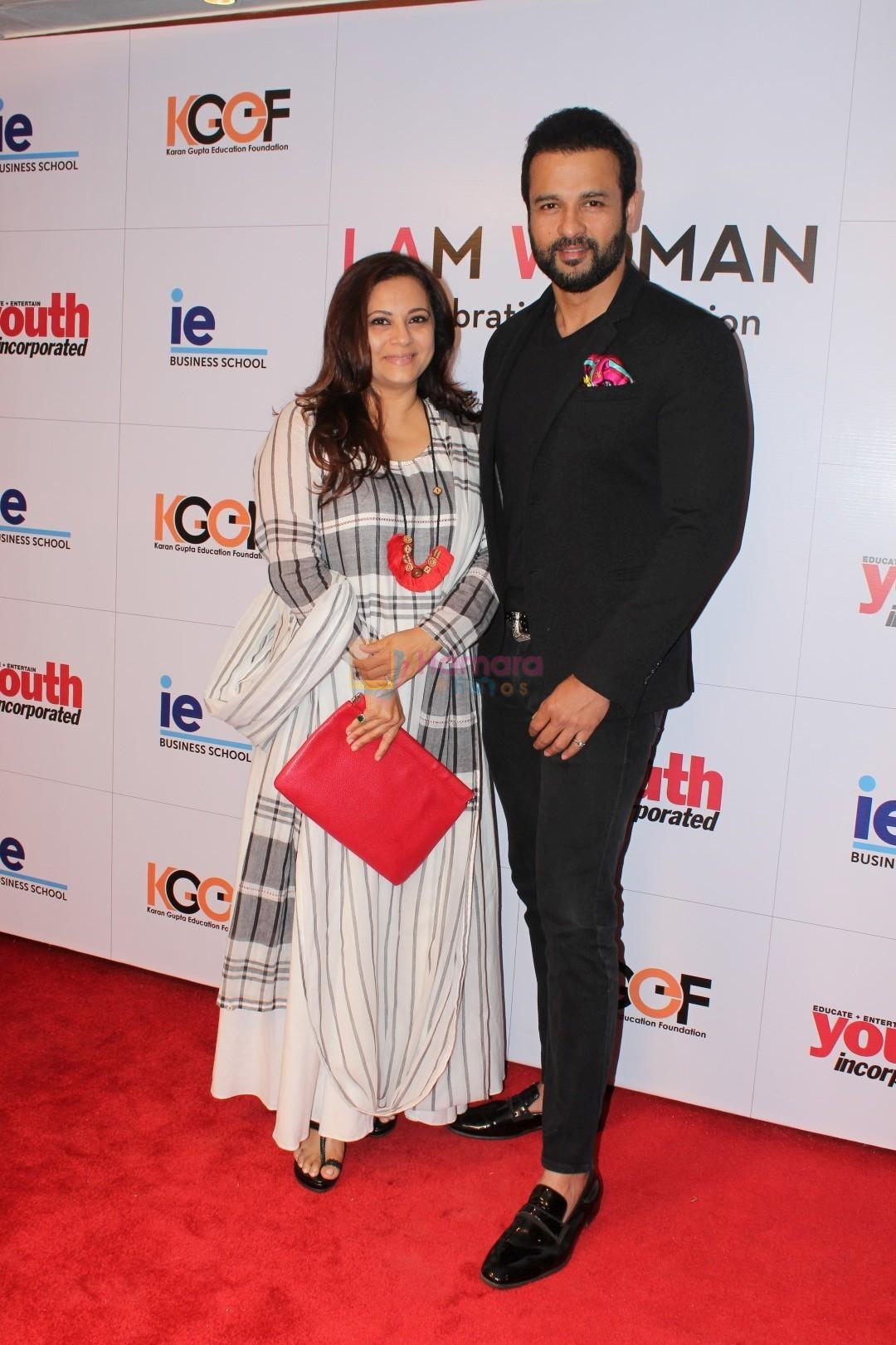 Rohit Roy at I Am Woman Awards on 27th April 2017