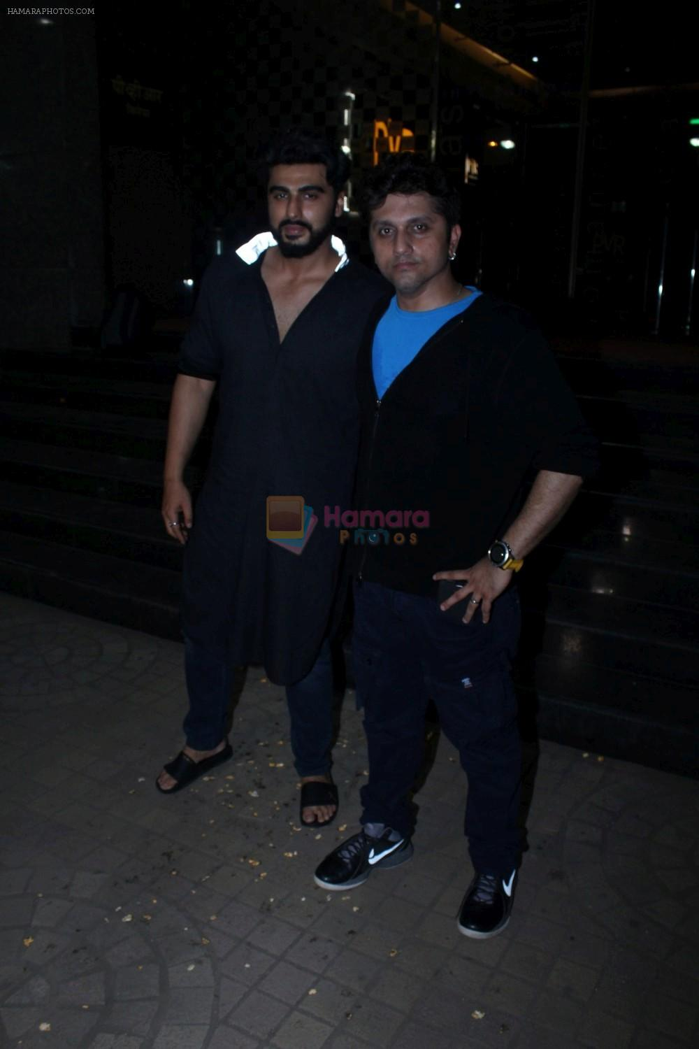 Arjun Kapoor, Mohit Suri Spotted For Flim Half Girlfriend on 15th May 2017