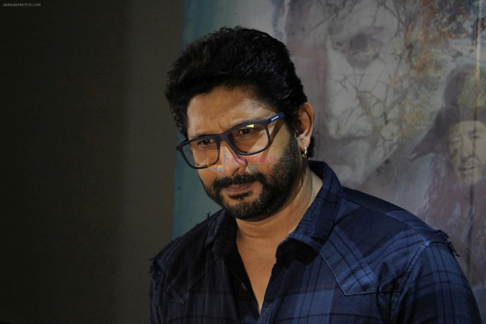 Arshad Warsi during the Promotion of Hindi Version of Pirates Of Caribbean Salazar's Revenge on 19th May 2017