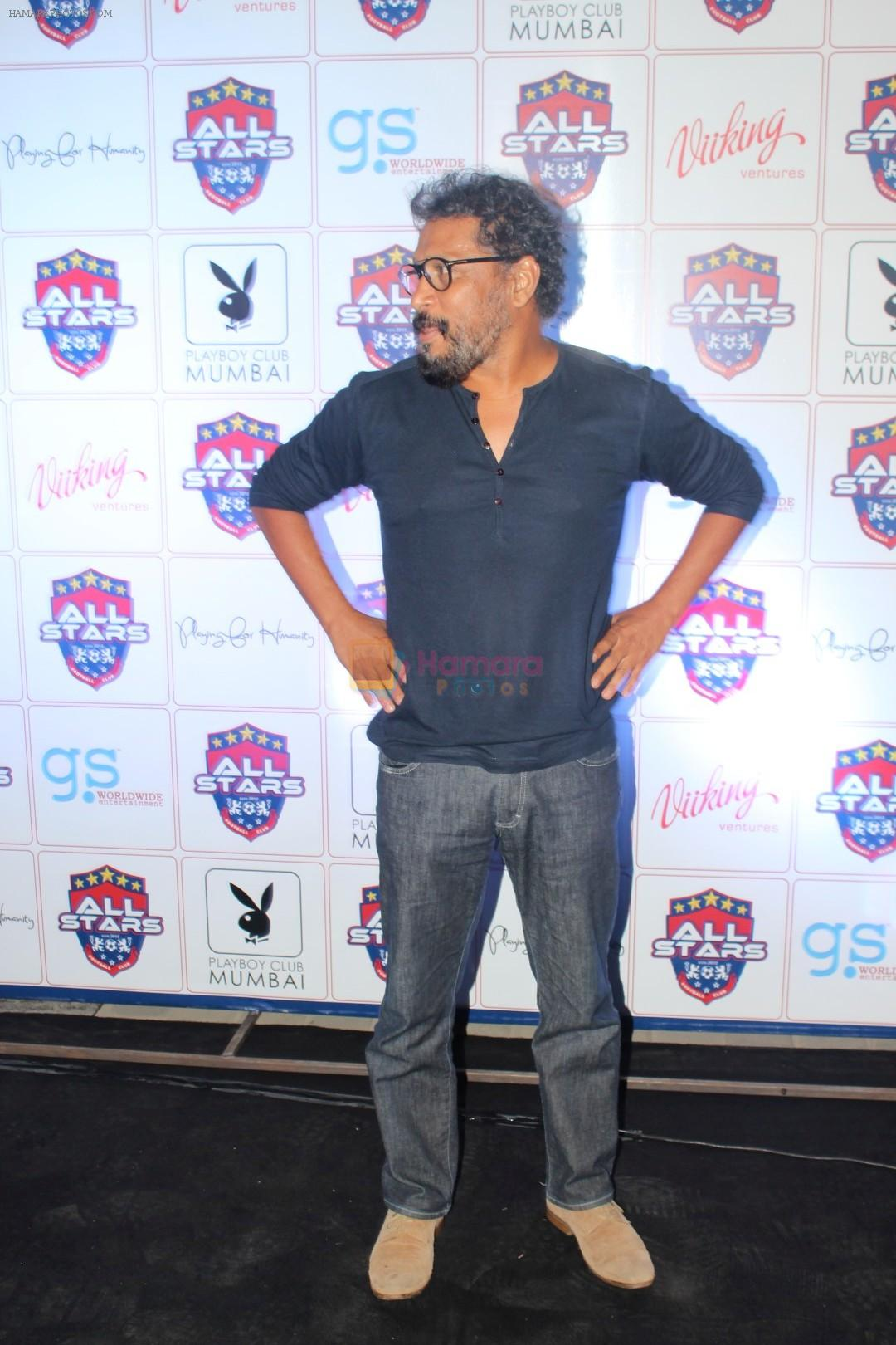 Shoojit Sircar at The Celebrity Football Initiative Played For Humanity on 28th May 2017