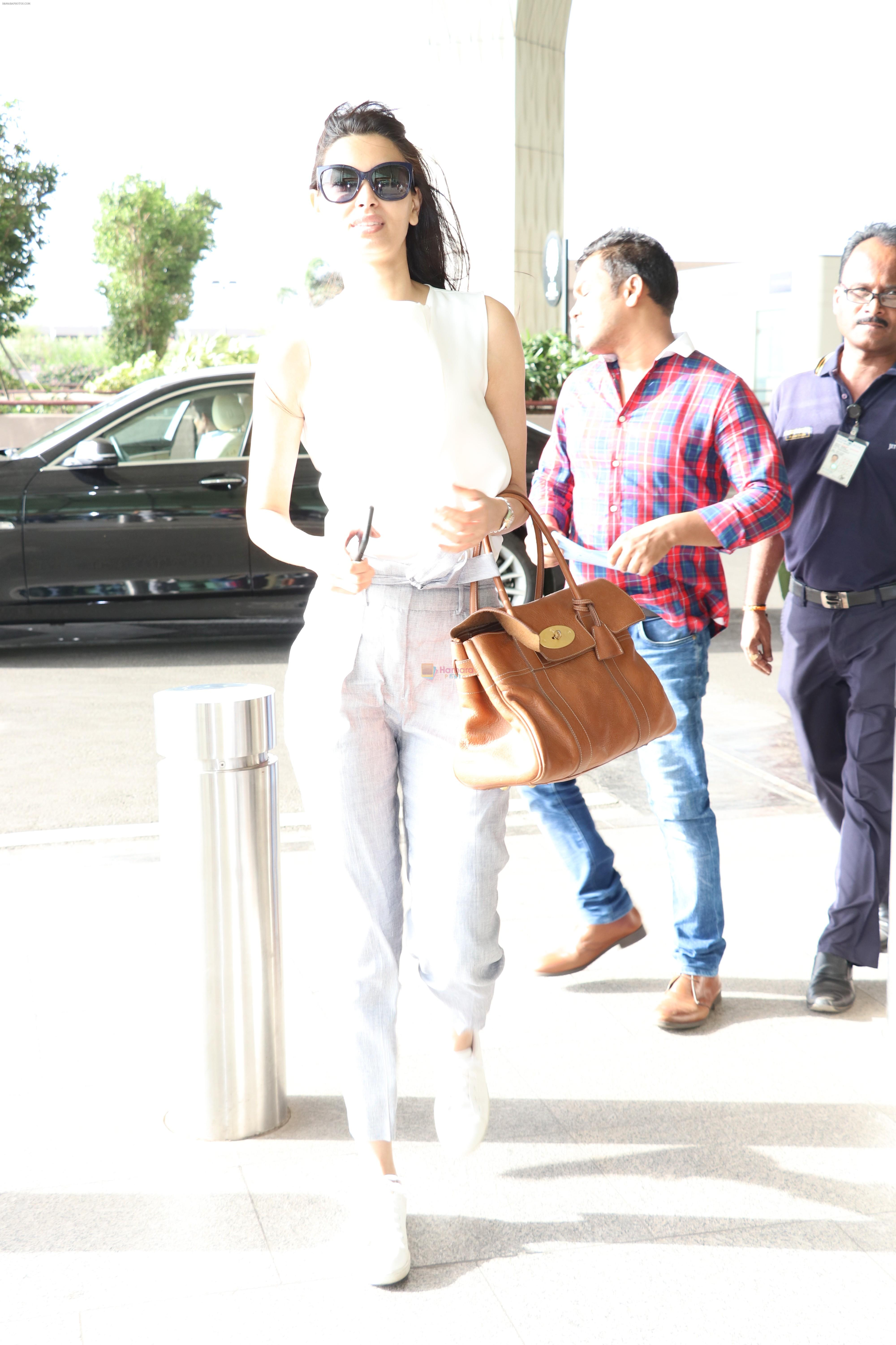 Diana Penty Spotted At Airport on 30th May 2017