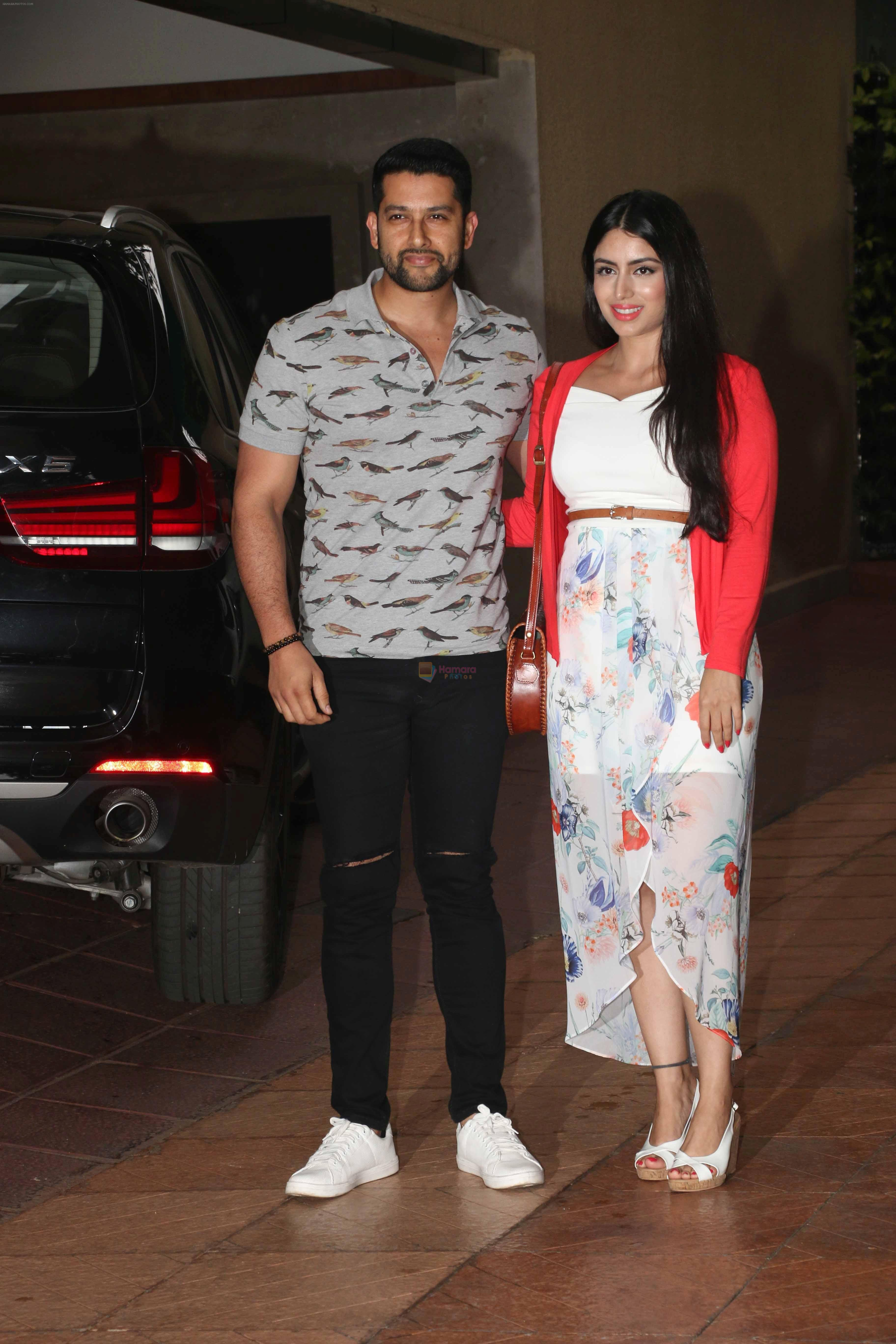 Aftab Shivdasani at the Birthday Celebration Of Tusshar Kapoor Son's Lakshya on 1st June 2017