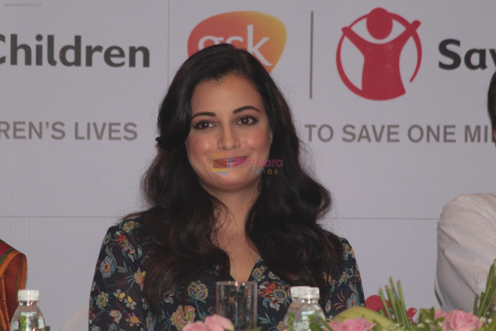 Dia Mirza Attend Healthcare Innovation Awards 2017 on 2nd June 2017