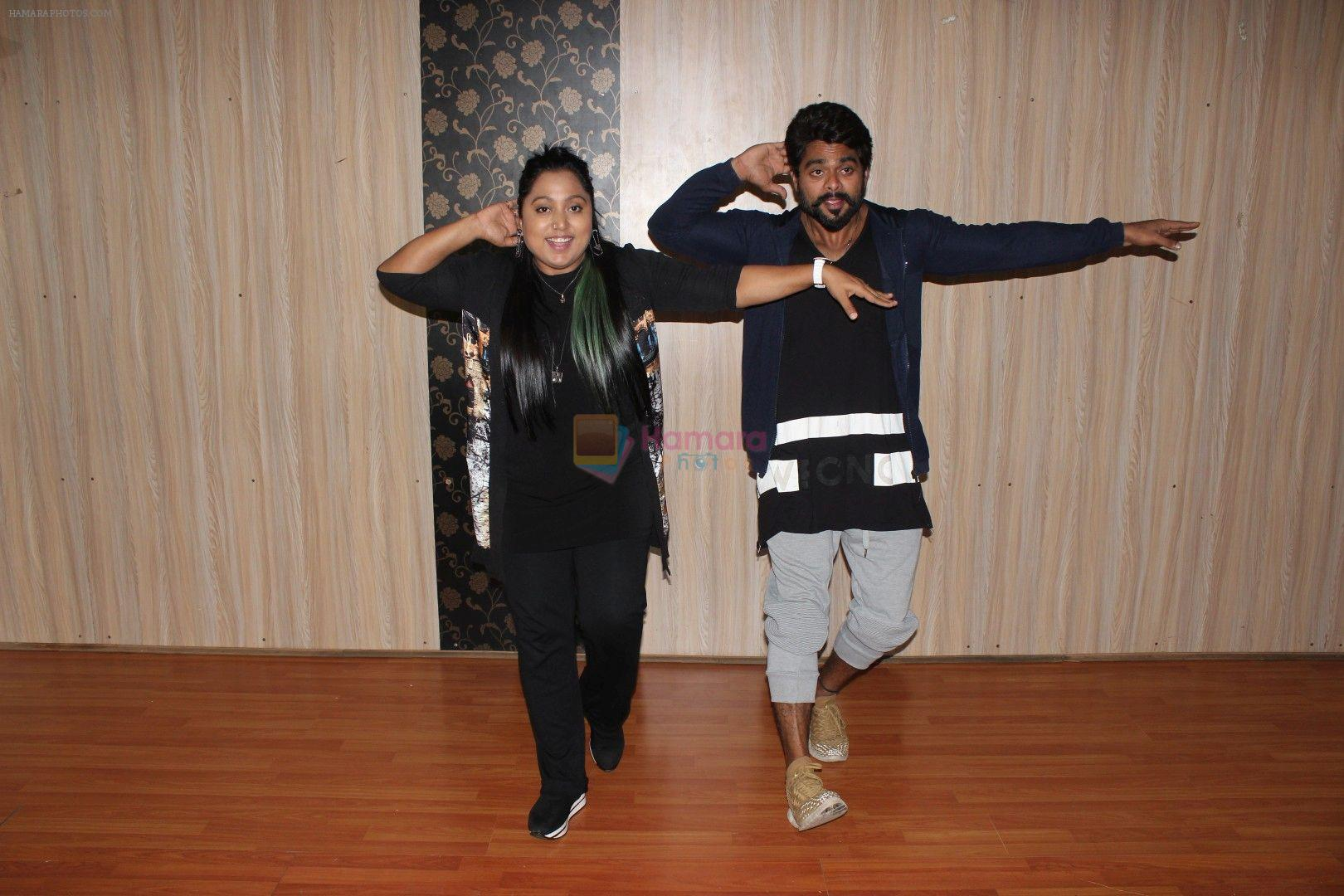 Interview With Choreographer Shabina Khan For Coming Song Naach Meri Jaan For Film Tubelight
