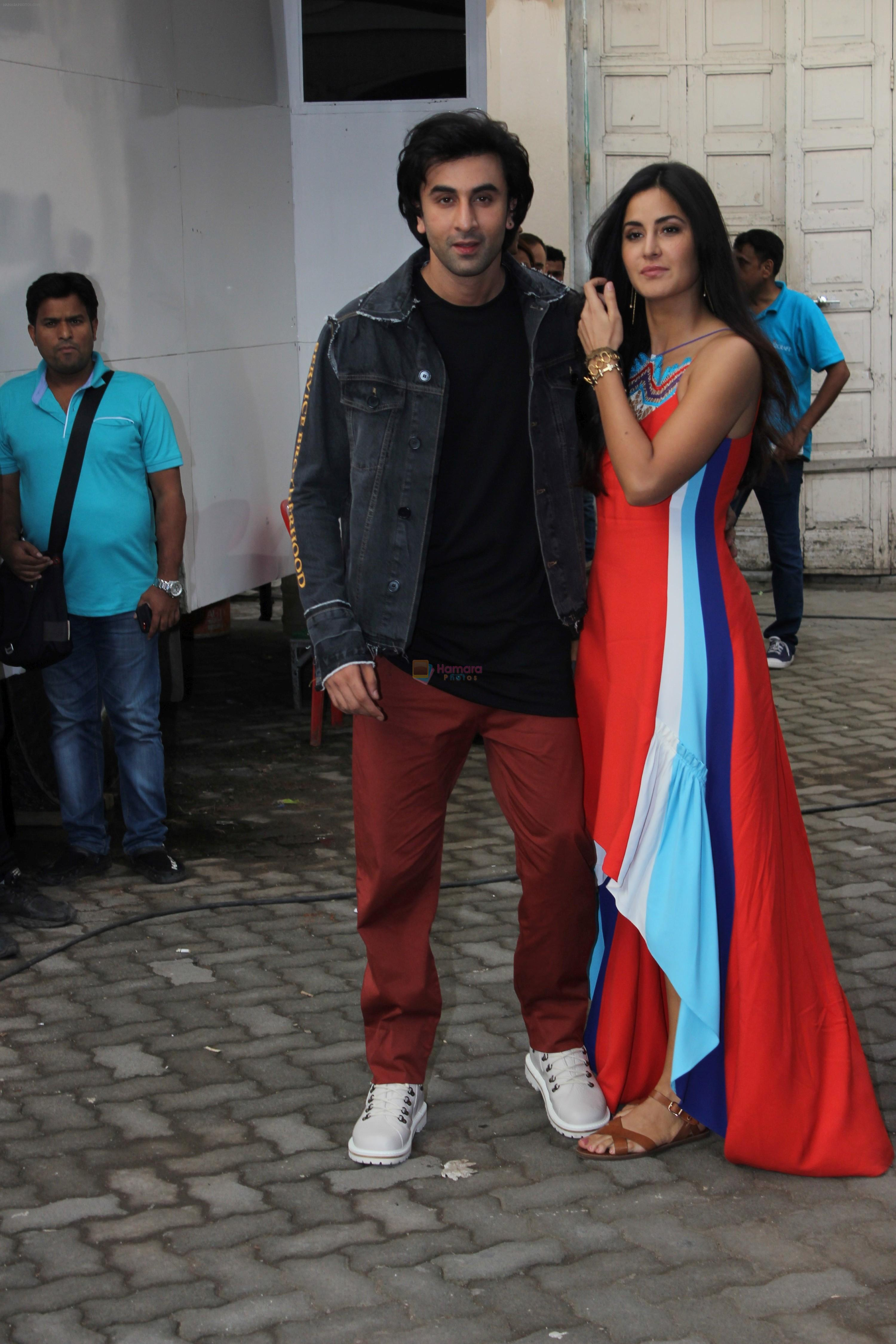 Katrina Kaif, Ranbir Kapoor at Mehboob on 13th June 2017