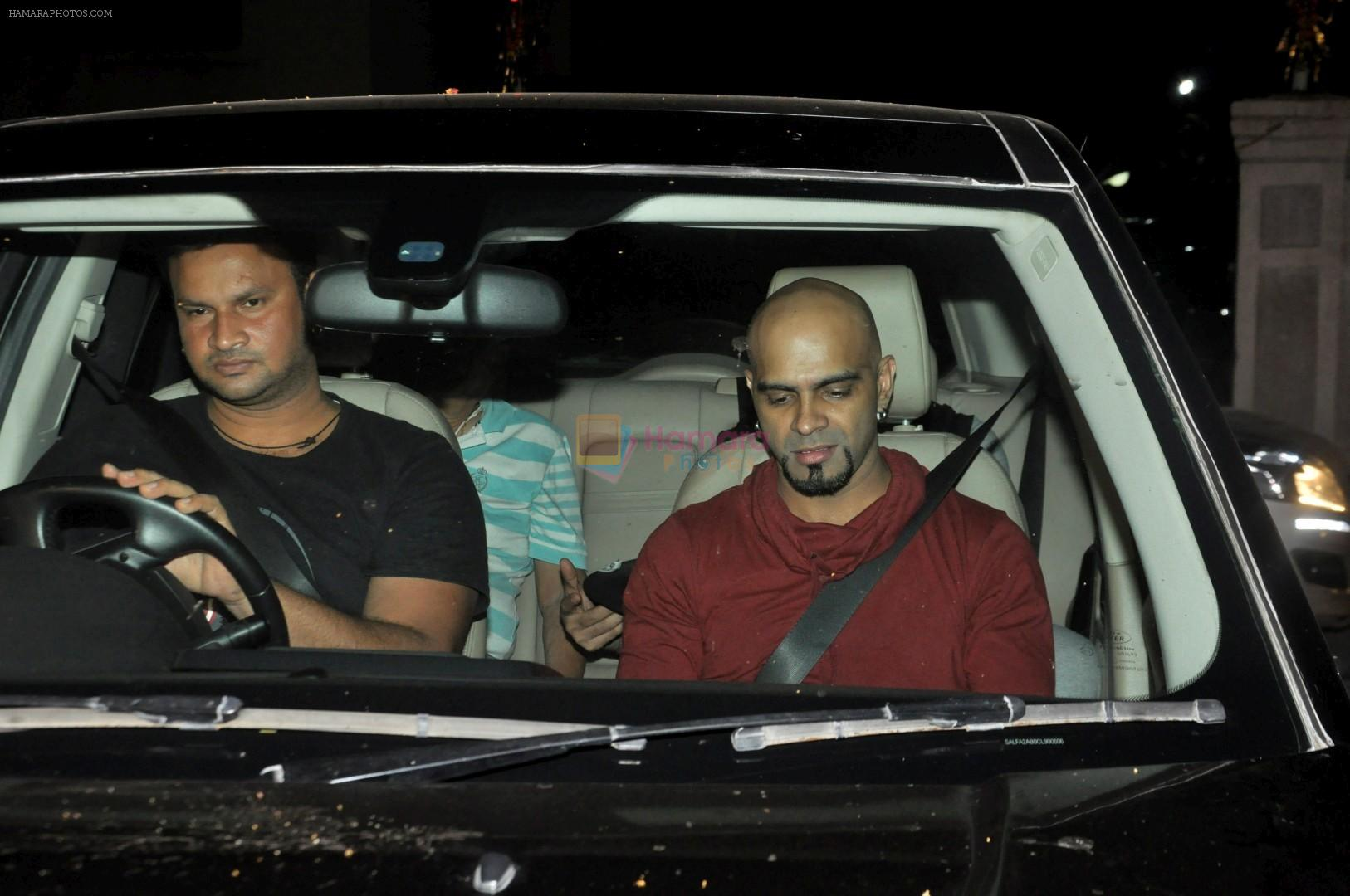 Raghu Ram, Rajiv Laxman at The Special Screening Of Bank Chor Movie on 15th June 2017