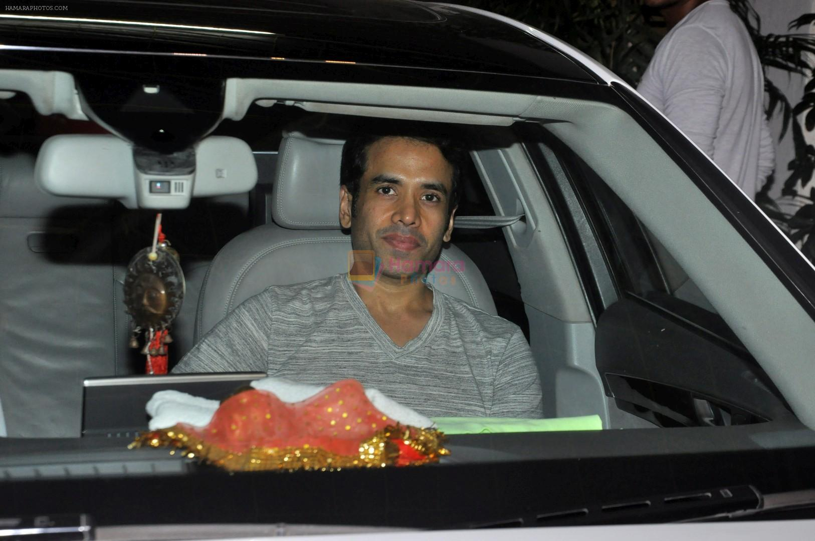 Tusshar Kapoor at the Special Screenig Of Film Super Singh in Mumbai on 16th June 2017