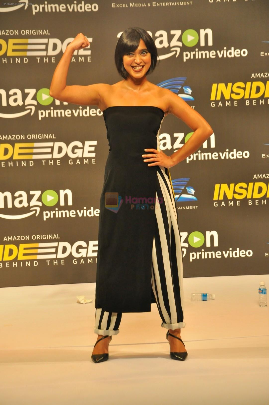 Sayani Gupta at Trailer Launch Of Indiai's 1st Amazon Prime Video Original Series Inside Edge on 16th June 2017