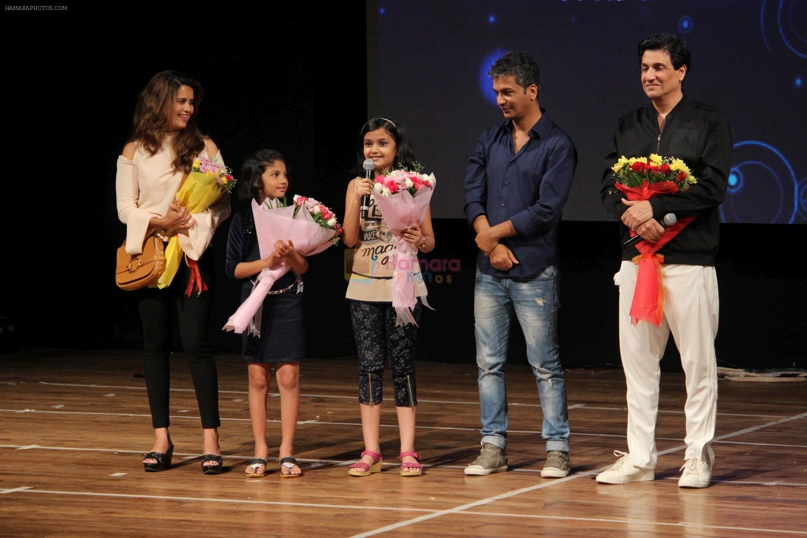 Shiamak Davar's Summer Funk Show With The Starcast Of Hrudayantar on 18th June 2017
