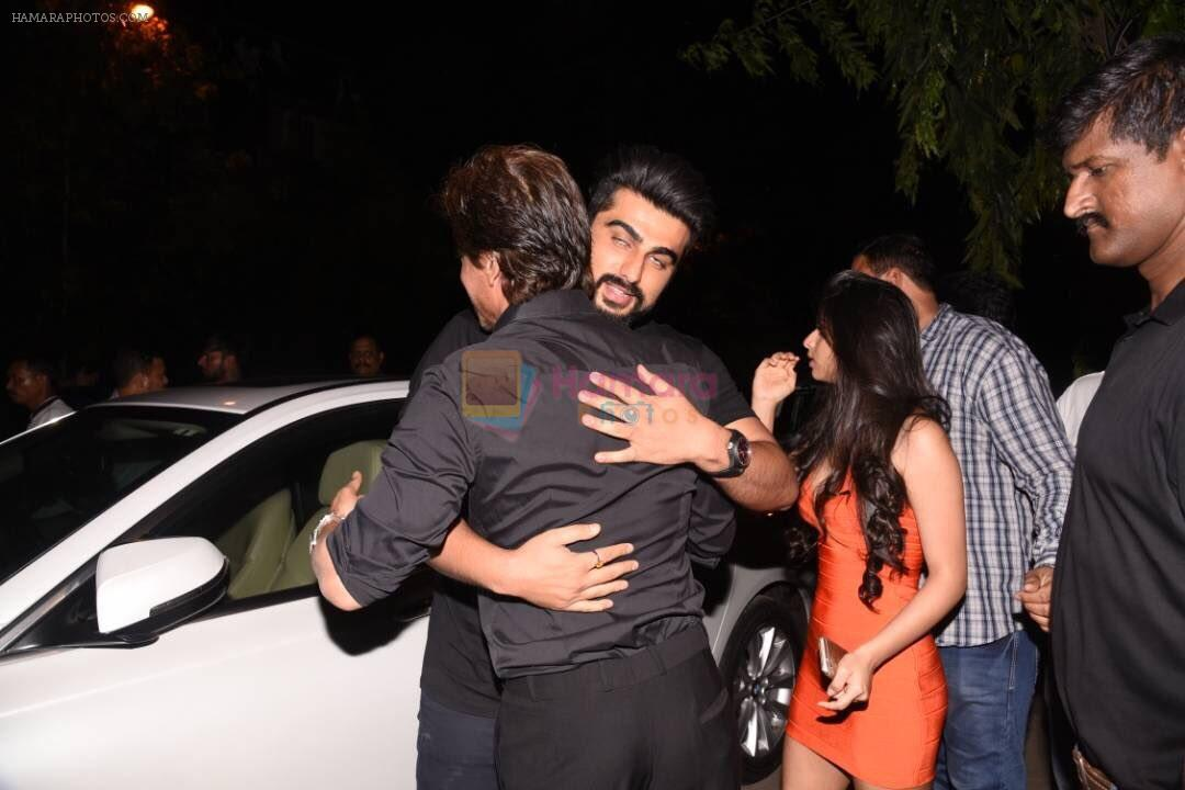 Suhana Khan, Shahrukh Khan at the Grand Opening Party Of Arth Restaurant on 18th June 2017