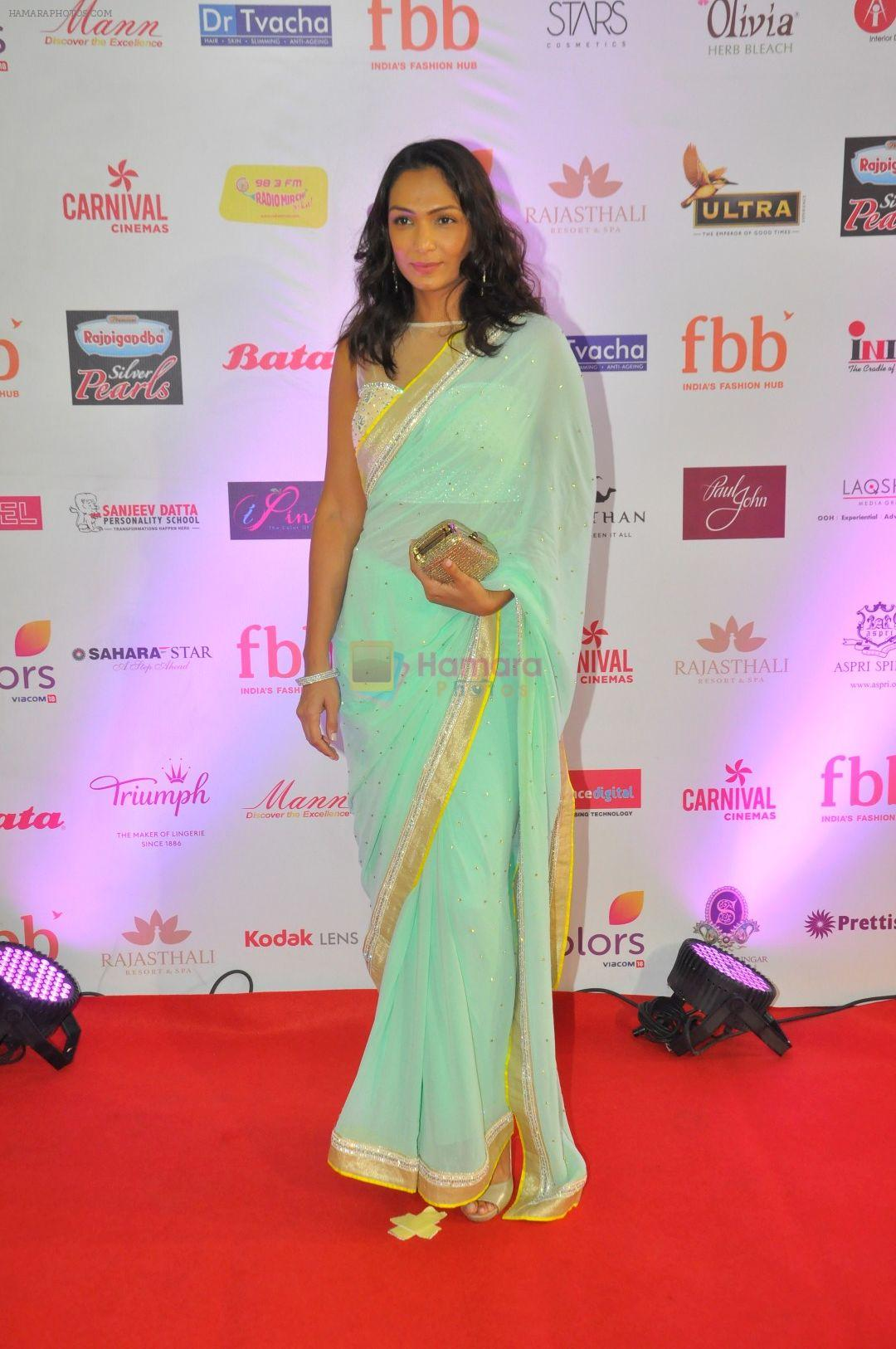 Shamita Singha during Miss India Grand Finale Red Carpet on 24th June 2017
