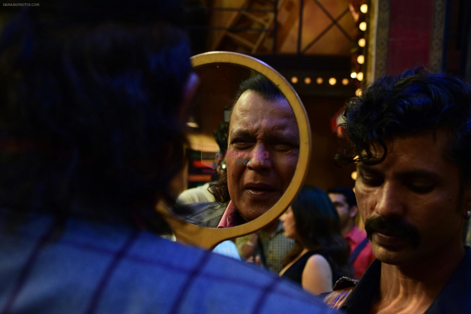Mithun Chakraborty at the Episode Shoot Of The Drama Company on 29th July 2017