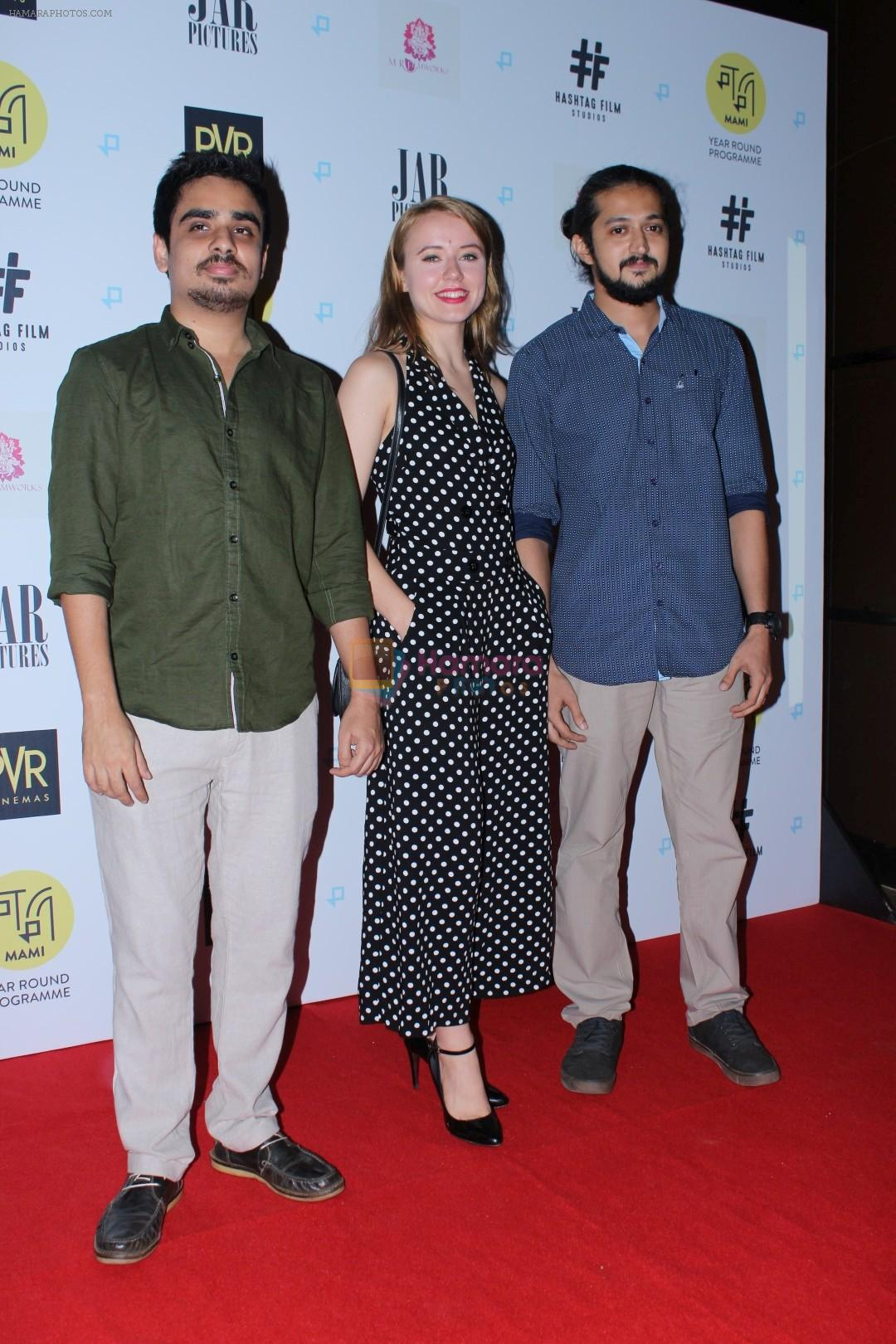 Anna Ador at Gurgaon Film Premiere Hosted By MAMI Film Club on 1st Aug 2017