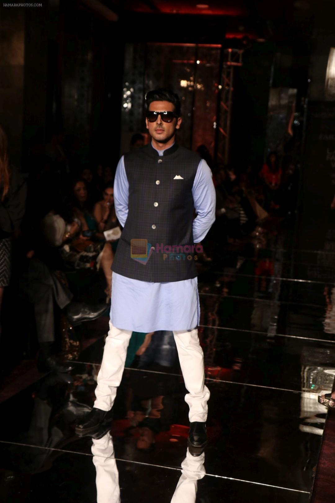 Zayed Khan As Guest At LFW 2017 on 18th Aug 2017 / Zayed ...
