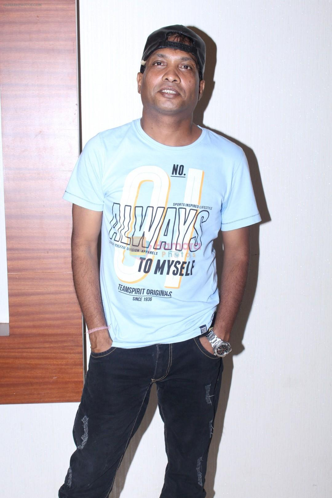 Sunil Pal at the Trailer & Music Launch Of Film Haseena on 23rd Aug 2017