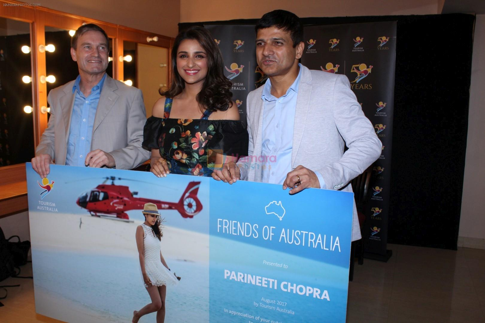 Parineeti Chopra at Special Event For Tourism Australia on 4th Sept 2017