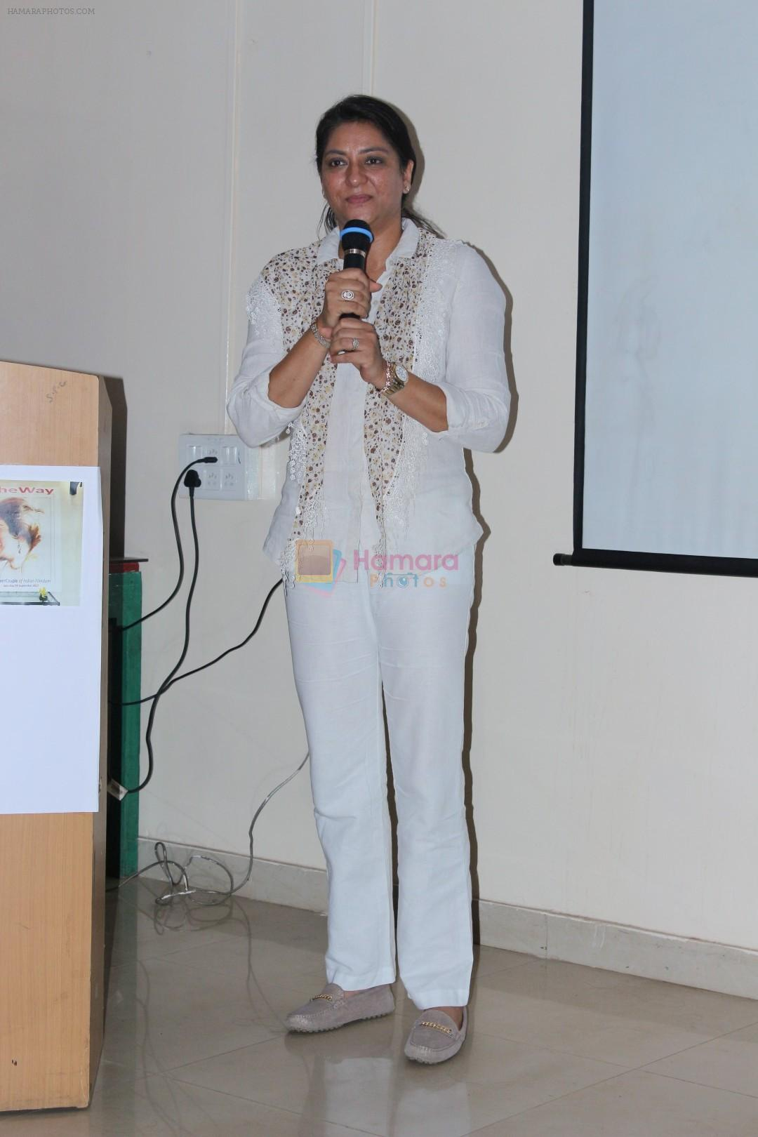 Priya Dutt at the Event Dutt's The Way A Tribute To Nargis Dutt on 9th Sept 2017