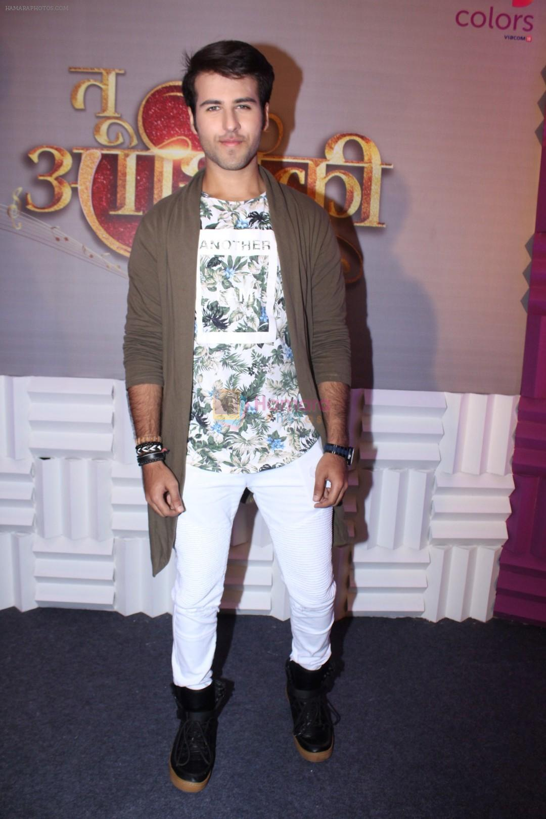 Ritvik Arora at the Launch of colors new tv show Tu Aashiqui on 18th Sept 2017