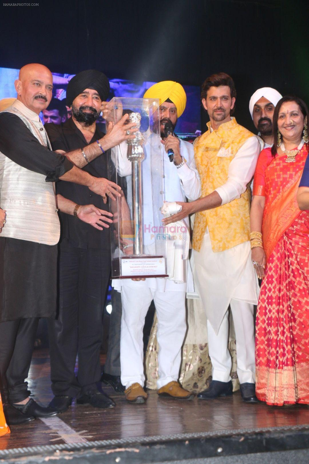 Hrithik Roshan Celebrating 110th Birth Anniversary Of Shaheed Bhagat Singh on 27th Sept 2017