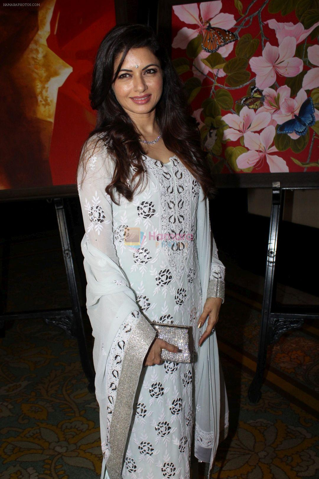 Bhagyashree at CANFLY A Charity & Fundraiser Aid For Tata Memorial Hospital on 7th Oct 2017
