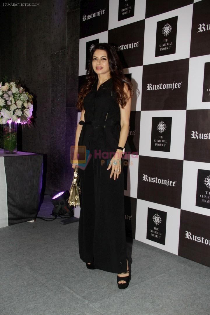 Bhagyashree at Exclusive Preview Of Rustomjee Elements on 14th Oct 2017