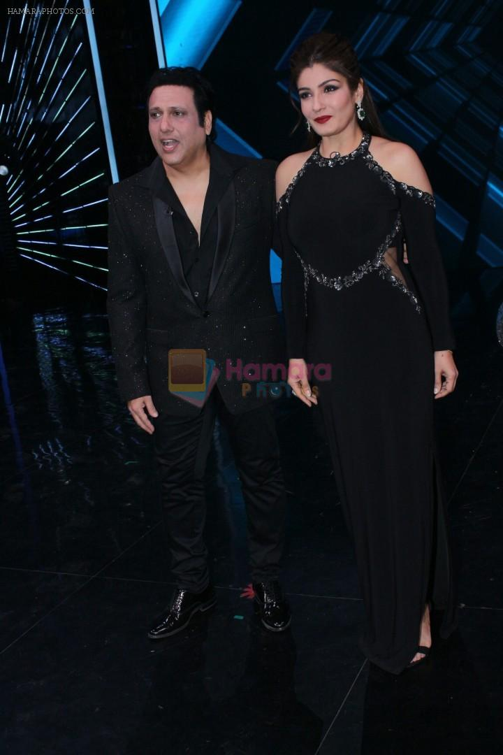 Govinda raveena tandon shilpa shetty on the sets of super dancer govinda raveena tandon on the sets of super dancer chapter 2 on 4th dec altavistaventures Choice Image