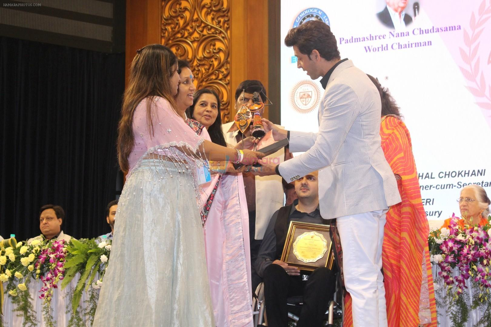Hrithik Roshan At 43rd Giants International Convention 2017 on 16th Dec 2017